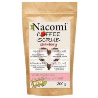 Nacomi Coffee kehakoorija, Strawberry (200 g)