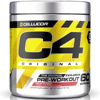 Cellucor C4 Original Pre-Workout, Fruit Punch (60 serveeringut)