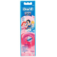 BRAUN Oral-B Extra Soft Stages Power lisaharjad lastele, Disney Princess (4 tk)