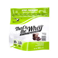 Sport Definition That's the Whey valgupulber, Šokolaadi (300 g)