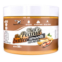 Sport Definition That's the Peanut Butter maapähklivõi, Smooth (300 g)