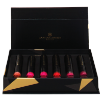 Body Collection Colour Capsule Lip Collection huulepulkade komplekt (6 x 3.5 g)