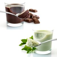 Muscle Moose Muscle Mousse valgurikas dessertpulber, Kooreiirise (750 g)