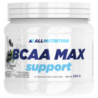 AllNutrition Bcaa Max Support, Maasika (250 g)