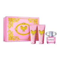 Versace Bright Crystal Set EDT (50 ml) + BLO (50 ml) + SGE (50 ml)