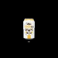 CocoSa -  gaseerimata kookosvesi mangomahlaga 0.33ml