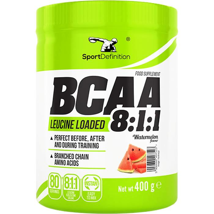 Sport Definition BCAA 8:1:1, Arbuusi (400 g)