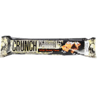 Warrior Crunch Bar valgubatoon, Soolakaramelli (64 g)
