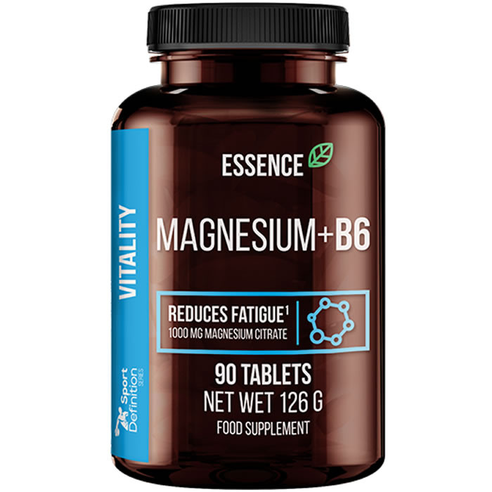 Sport Definition Essence Magneesium + B6 tabletid (90 tk)