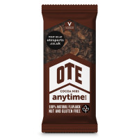 OTE Anytime Plant Based Protein Bar, Cocoa Nibs (55 g)