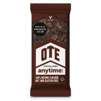 OTE Anytime gluteeni-ja pähklivaba taimne valgubatoon, Cocoa Nibs (55 g)