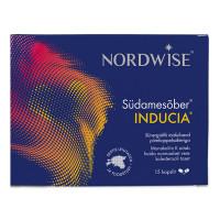 Nordwise Südamesõber® INDUCIA® Sünergistlik toidulisand kolesteroolile (15 kapslit). Parim enne 18.03.2021!