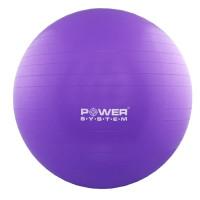 Power System Power Gymball võimlemispall, Lilla (75 cm)
