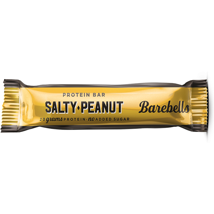 Barebells proteiinibatoon, Salty Peanut (55 g)
