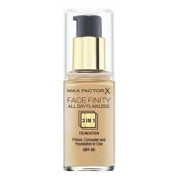 Max Factor Face Finity 3in1 SPF20 jumestuskreem, Sun Beige (30 ml)