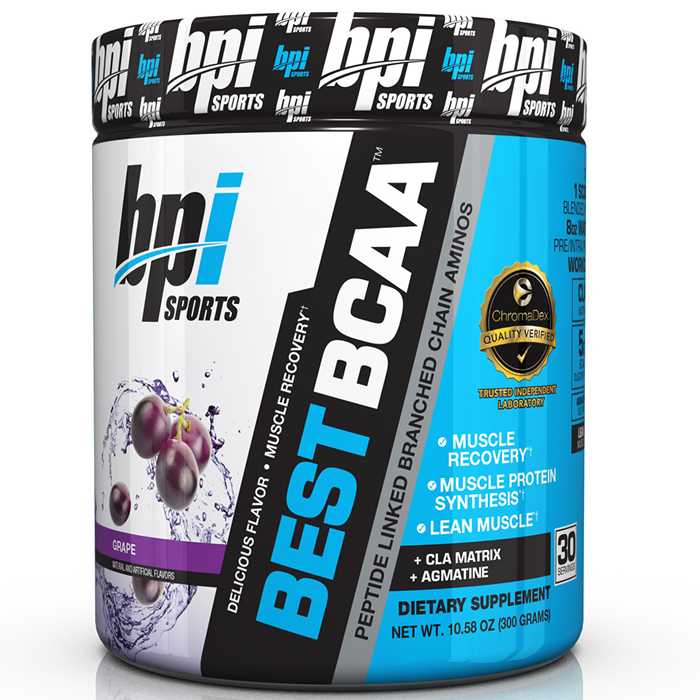 BPI Sports Best BCAA, Grape (300 g). Parim enne 01.10.2019
