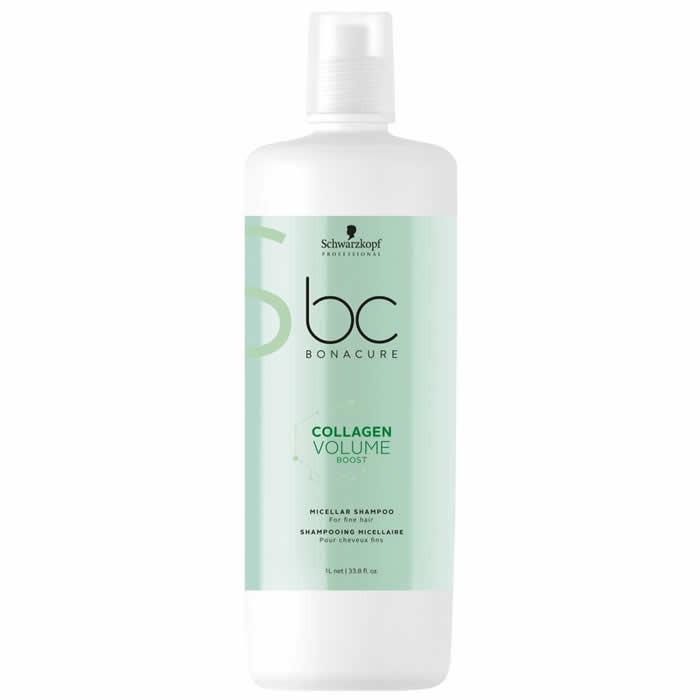 Schwarzkopf BC Bonacure Collagen Volume Boost Micellar šampoon (1000 ml)