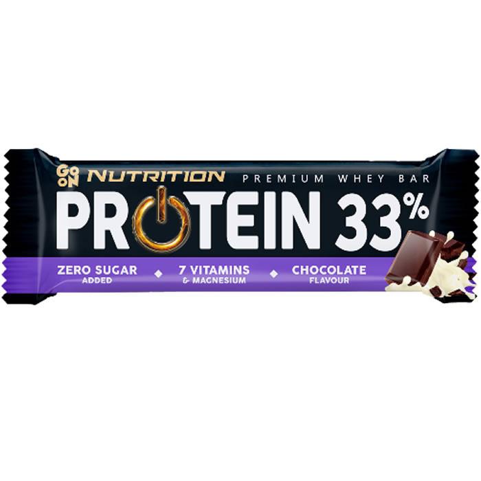 Sante GO ON! valgubatoon 33%, Šokolaadi (50 g)