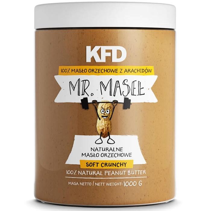 KFD maapähklivõi, Soft Crunchy (1000 g)