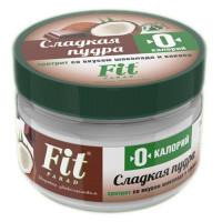 FitParad magus pulber erütritooli baasil, Šokolaadi-kookose (160 g)