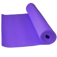 Power System Fitness Yoga Mat võimlemismatt, Lilla (6 mm)