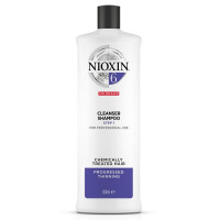 Nioxin 6 Cleanser šampoon (1000 ml)