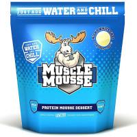 Muscle Moose Muscle Mousse valgurikas dessertpulber, Piima-valge šokolaadi (750 g)