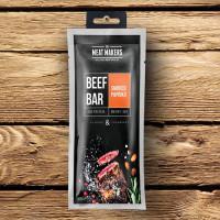BEEF BAR kuivatatud veiseliha batoon, (50 g) Suitsutatud paprika (Smoked Paprika)