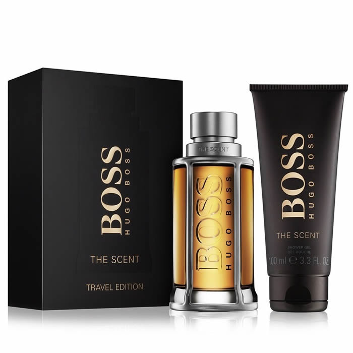 Hugo Boss The Scent Set EDT (100 ml) + DST (75 ml)