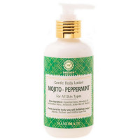 Saules Fabrika kehalosjoon, Mojito-Peppermint (200 ml)
