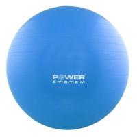 Power System Power Gymball võimlemispall, Sinine (85 cm)