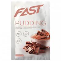 Fast Pudding Deluxe valgu pudingupulber, Šokolaadi (30 g)