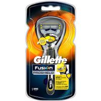 Gillette Fusion Proshield Flexball raseerija 1 lisateraga