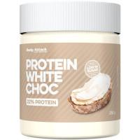 Body Attack Protein White Choc, Vanillikreemi (250 g)