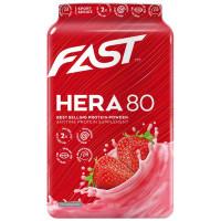 Fast Hera80 vadakuvalgupulber, Maasika (600 g)