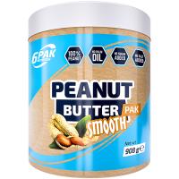 6PAK Peanut Butter PAK maapähklivõi, Smooth (908 g)