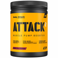 Body Attack ATTACK2, Kirsi-Cola (600 g)