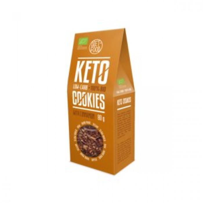 Diet-Food BIO KETO COOKIES KANEELIGA 80 g