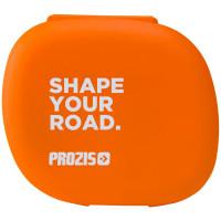Prozis Shape Your Road Pillbox tabletikarp, Oranž
