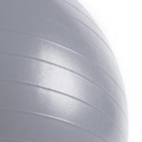 Spokey Fitball III võimlemispall, Hall (Ø 65 cm) + pump