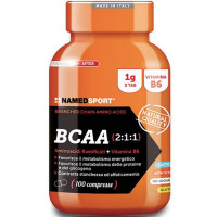 NamedSport BCAA 2:1:1 tabletid (100 tk)