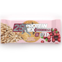 Protein Rex proteiiniküpsised, Jõhvika-kaera (50 g)