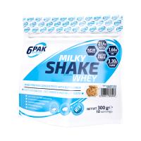 6PAK Nutrition Milky Shake Whey valgupulber, Küpsise (300 g)