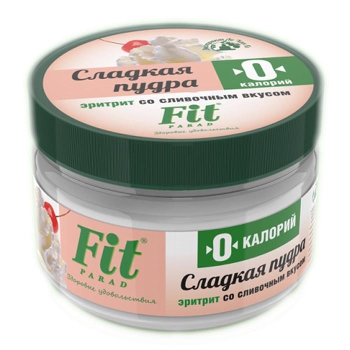 FitParad magus pulber erütritooli baasil, Koorese maitsega (160 g)