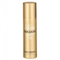 Paco Rabanne Lady Million spreideodorant DSP, W (150 ml)