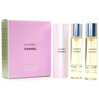 Chanel Change W, EDT (3 x 20 ml)