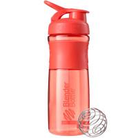 BlenderBottle Sportmixer Grip šeiker-joogipudel, Coral (820 ml)