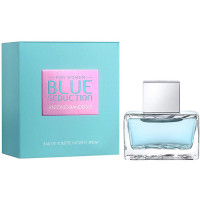 Antonio Banderas Blue Seduction EDT, W (50 ml)