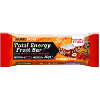 NamedSport Total Energy Fruit bar energiabatoon, Cranberry & Nuts (35 g)