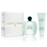 Giorgio Armani Acqua di Gioia Set (EDP 100 ml + BLO)